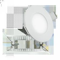 """Светодиодный светильник 3W """"круг"""""""
